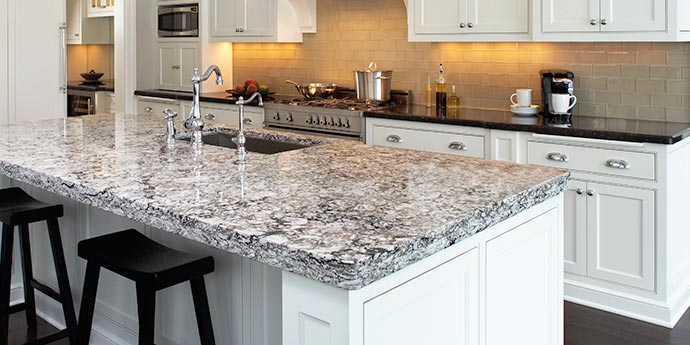 We Offer Several Countertop Options For Your Needs